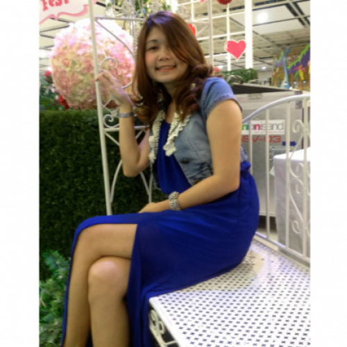 attractive, single, female, Pa Tueng, Thailand