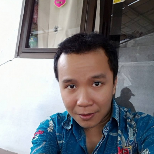 reflective, single, male, Tegal Lalang, Indonesia