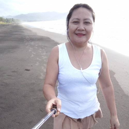 attractive, separated, female, Dinagan, Philippines