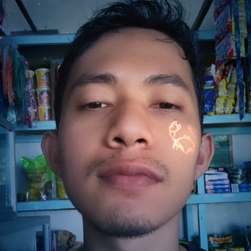 relaxed, single, male, Anduring, Indonesia