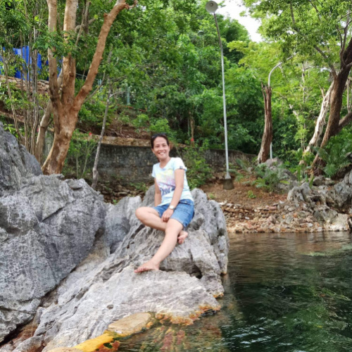 caring, single, female, Opong, Philippines