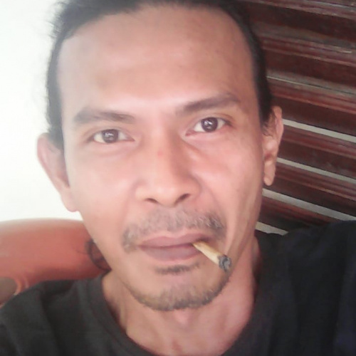 exuberant, complicated, male, Abiantuwung, Indonesia